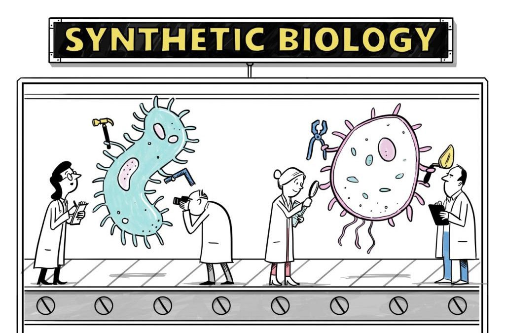 Saved By Science Produces Video On Synthetic Biology
