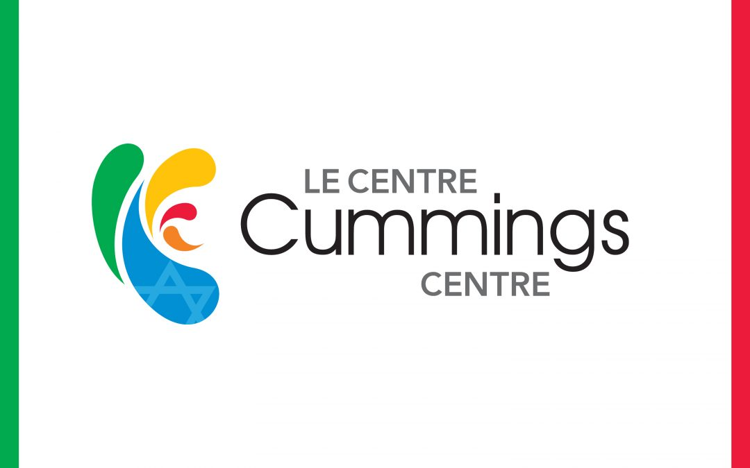 Lecture at The Cummings Jewish Centre in Montreal